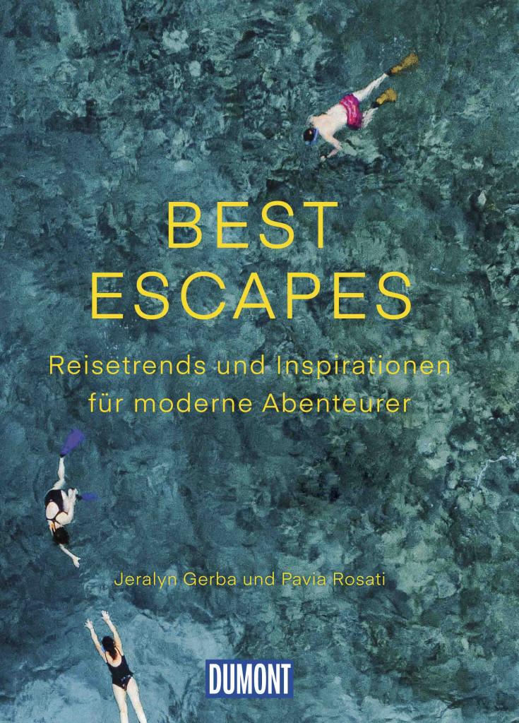 Buchcover Best Escapes