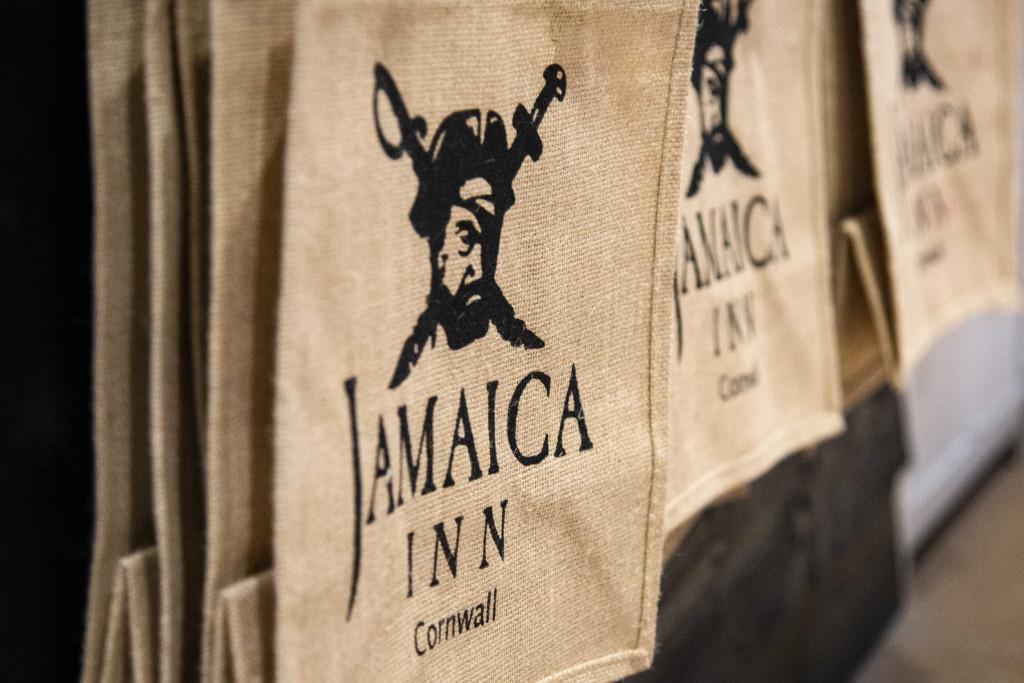 Souvenirshop im Jamaica Inn