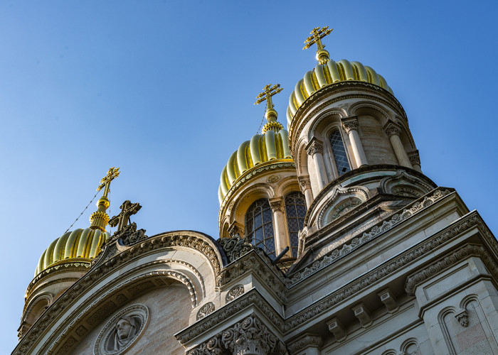 russische Kirche in Wiesbaden