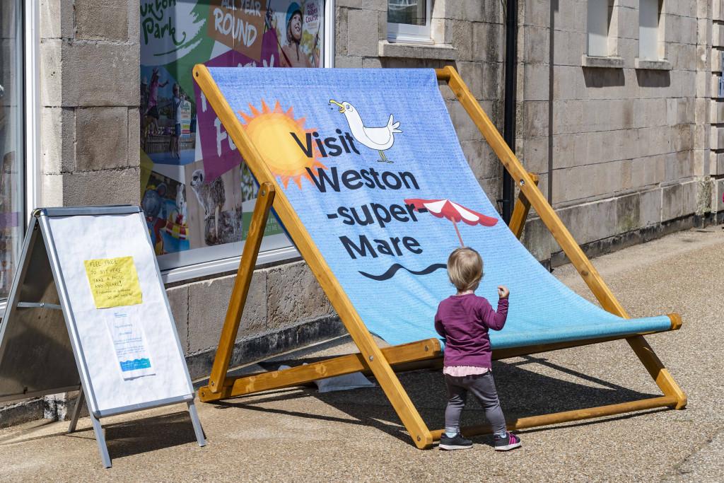 Seebäder in England: Weston-super-Mare