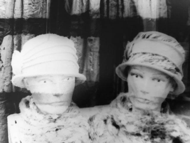 Doppelbelichtung kann man in der analogen Fotografie auch in der Dunkelkammer machen.