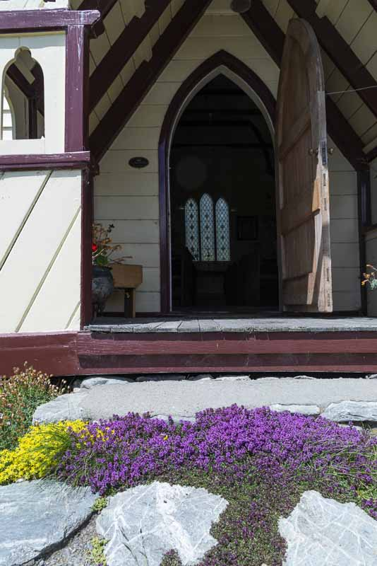 Kirche in Burkes Pass