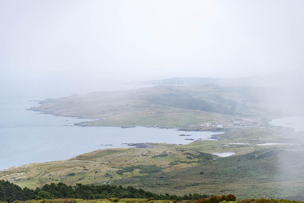 Bluff und Stirling Point