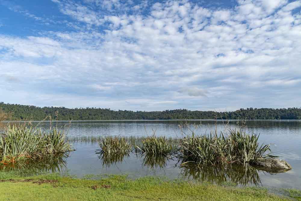West Coast Neuseeland: Lake Lanthe
