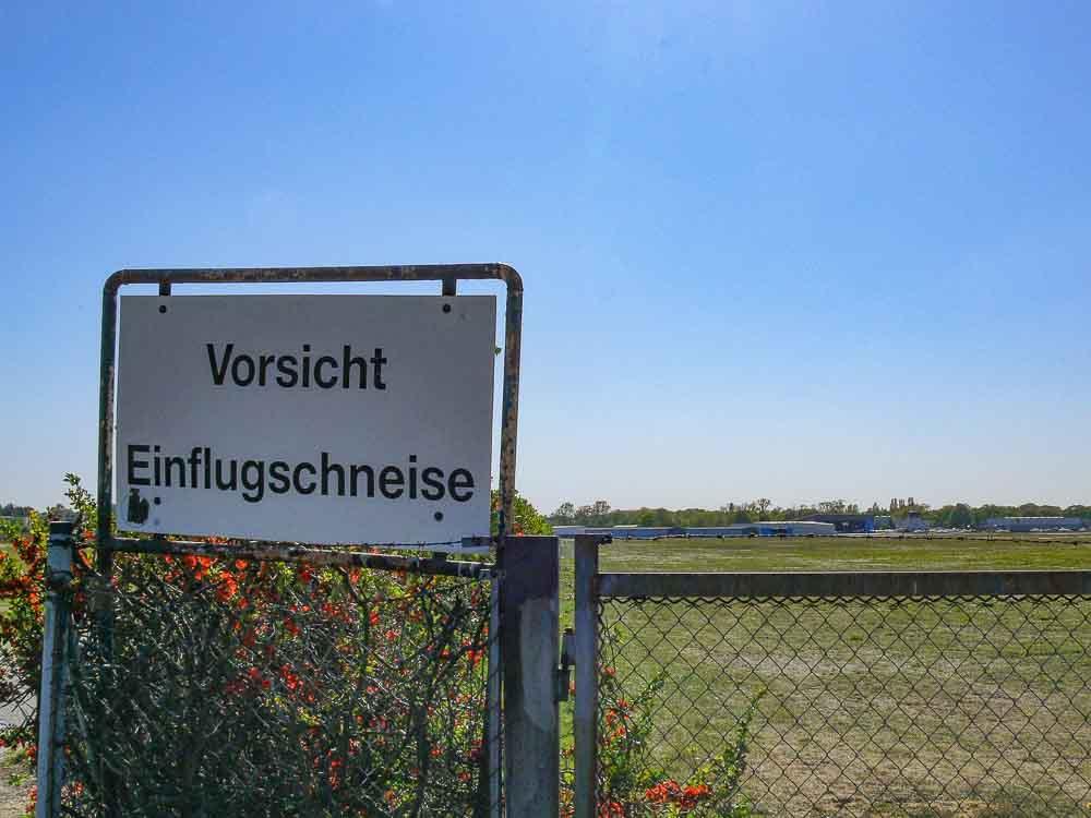 Flugplatz Hangelar