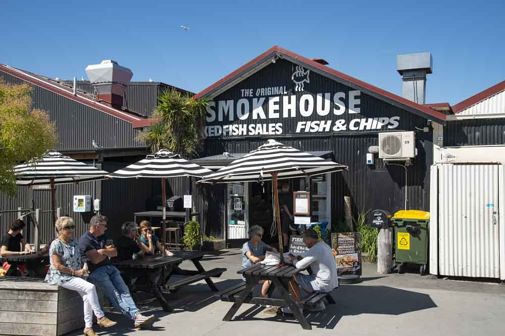 Smokehouse in Mapua