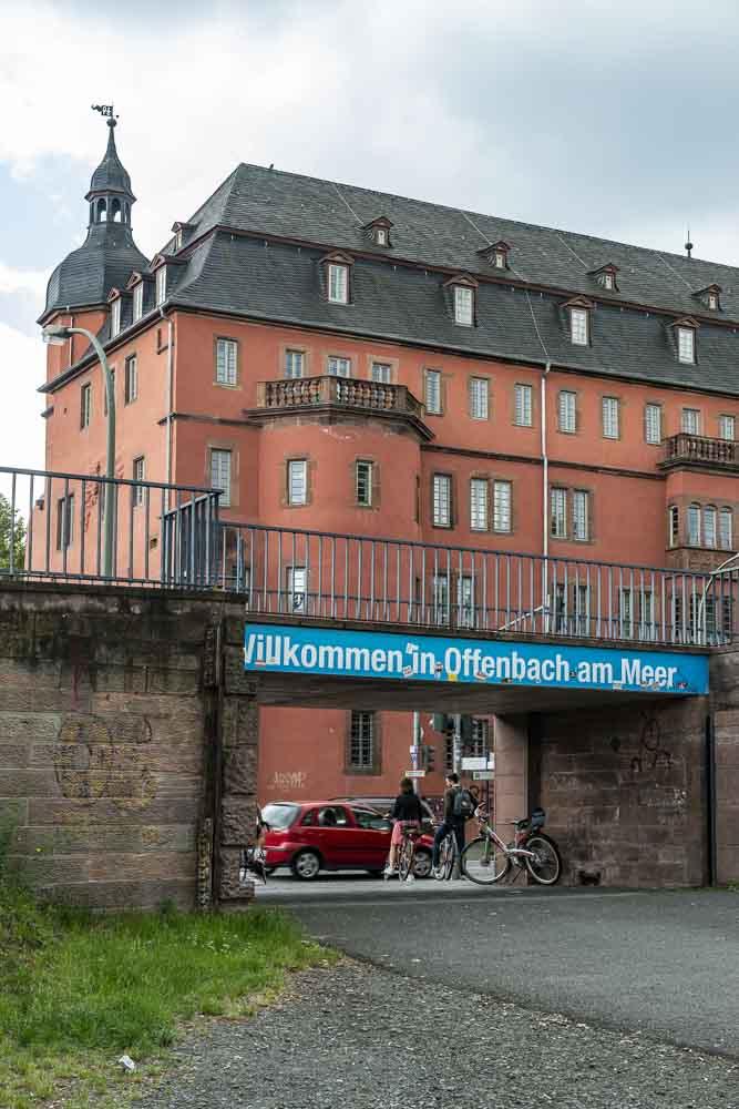 Schloss Isenburg Offenbach
