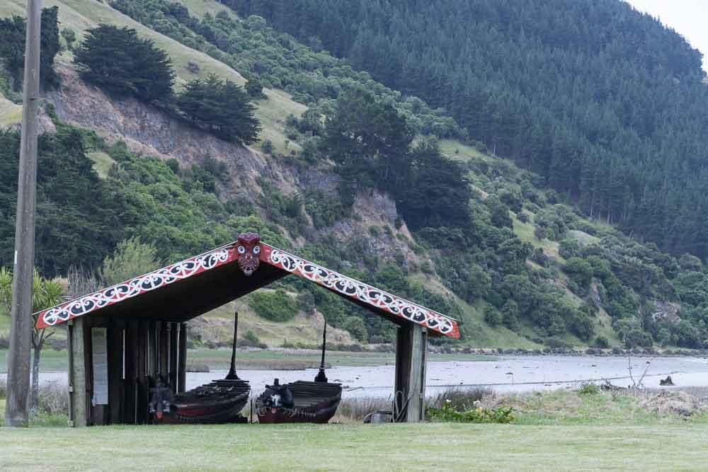 Maori-Kultur im Museum