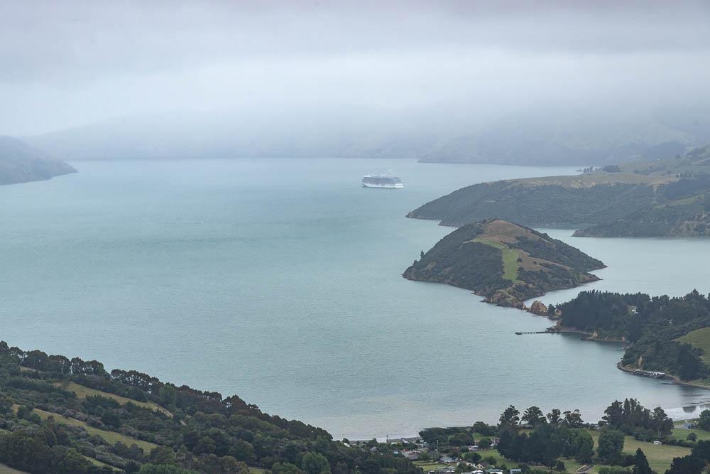 Banks Peninsula Neuseeland