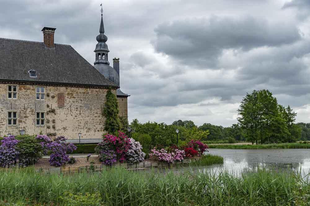um Schloss Lembeck herum
