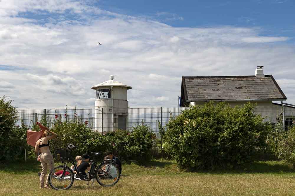 Leuchtturm Strukkamphuk auf Fehmarn