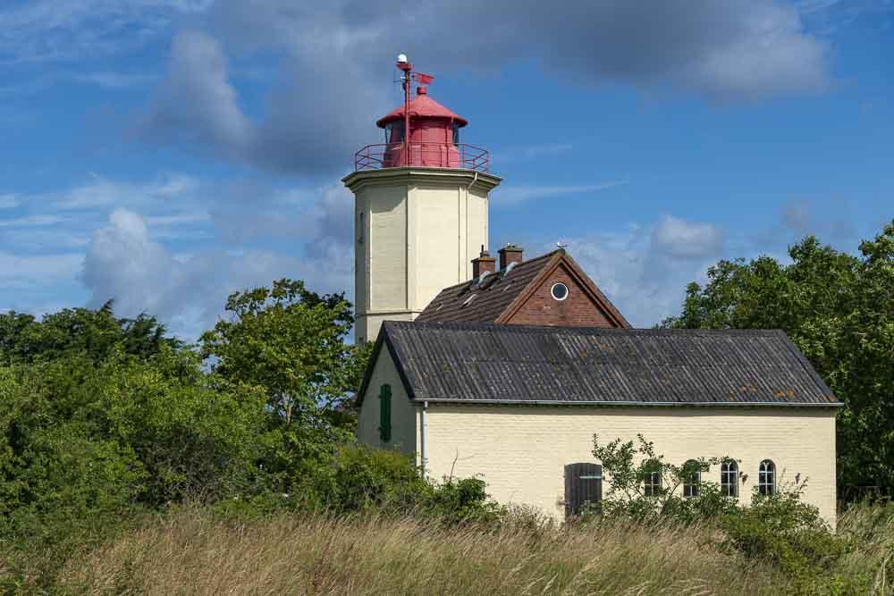 Leuchtturm Westermarkelsdorf auf Fehmarn