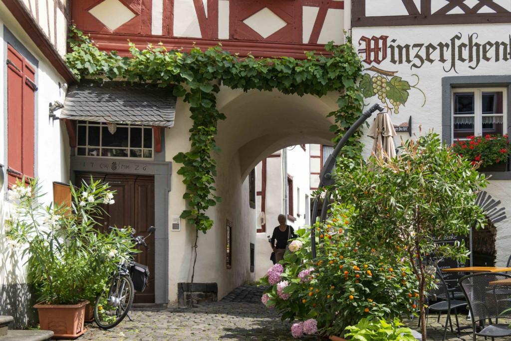 Altstadt von Beilstein Mosel