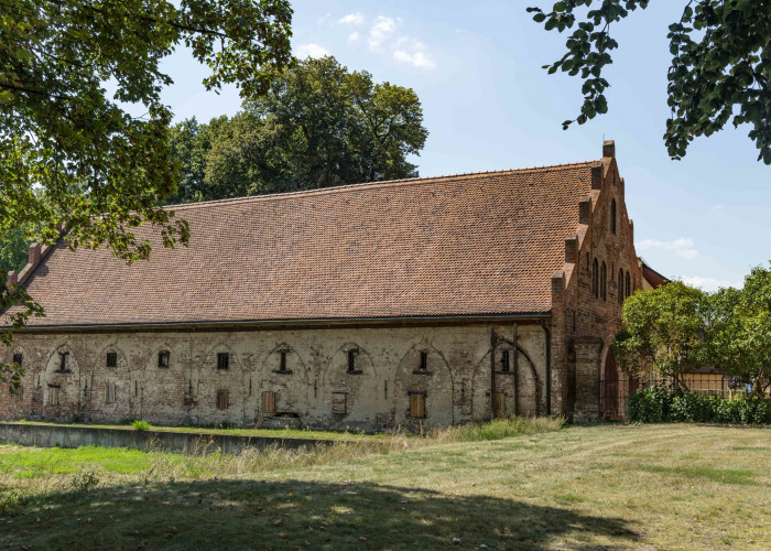 Kornspeicher des Kloster Lehnin