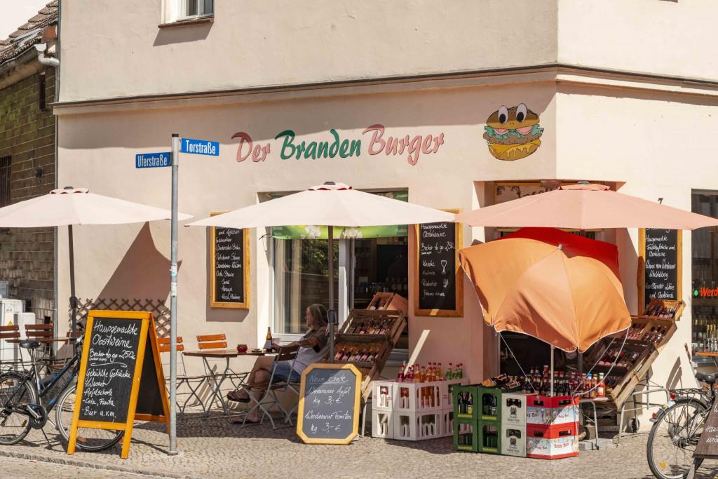 gemütliche Altstadt von Werder