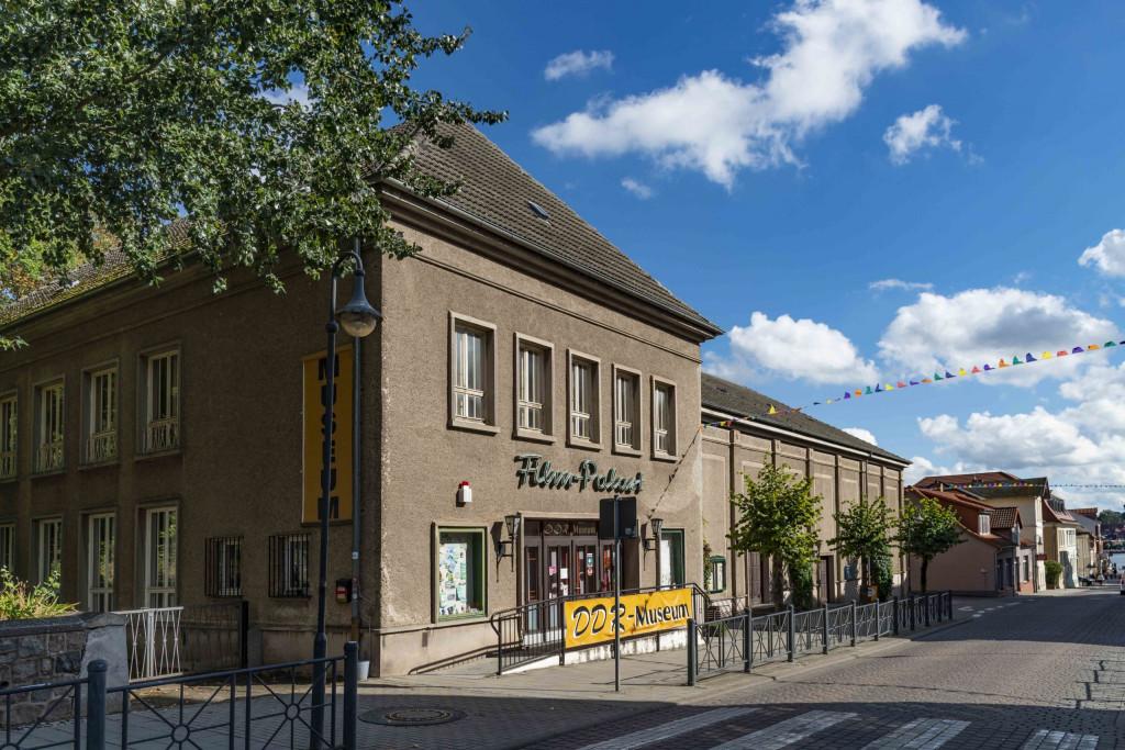 DDR Museum im alten Filmpalast Malchow
