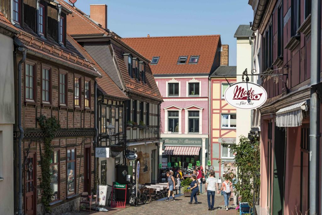 Altstadt von Waren Müritz