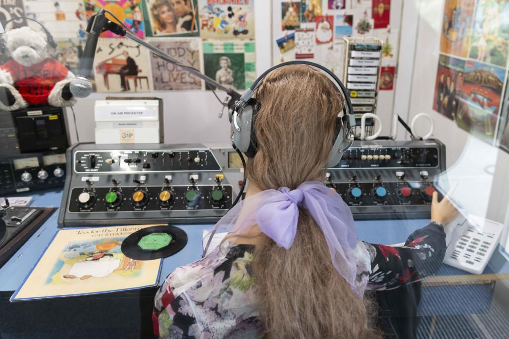 die Anfänge des Rundfunks
