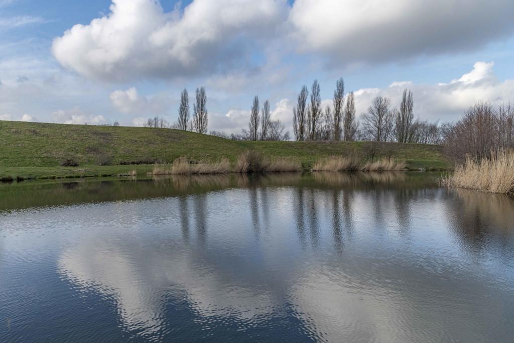 Teich wie im Süden Irlands