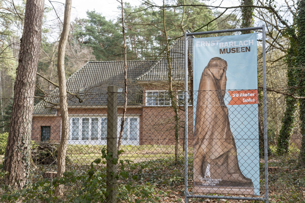 Ernst-Barlach-Museum am Inselsee