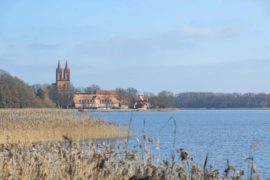 Ausblick auf Kloster Dobbertin