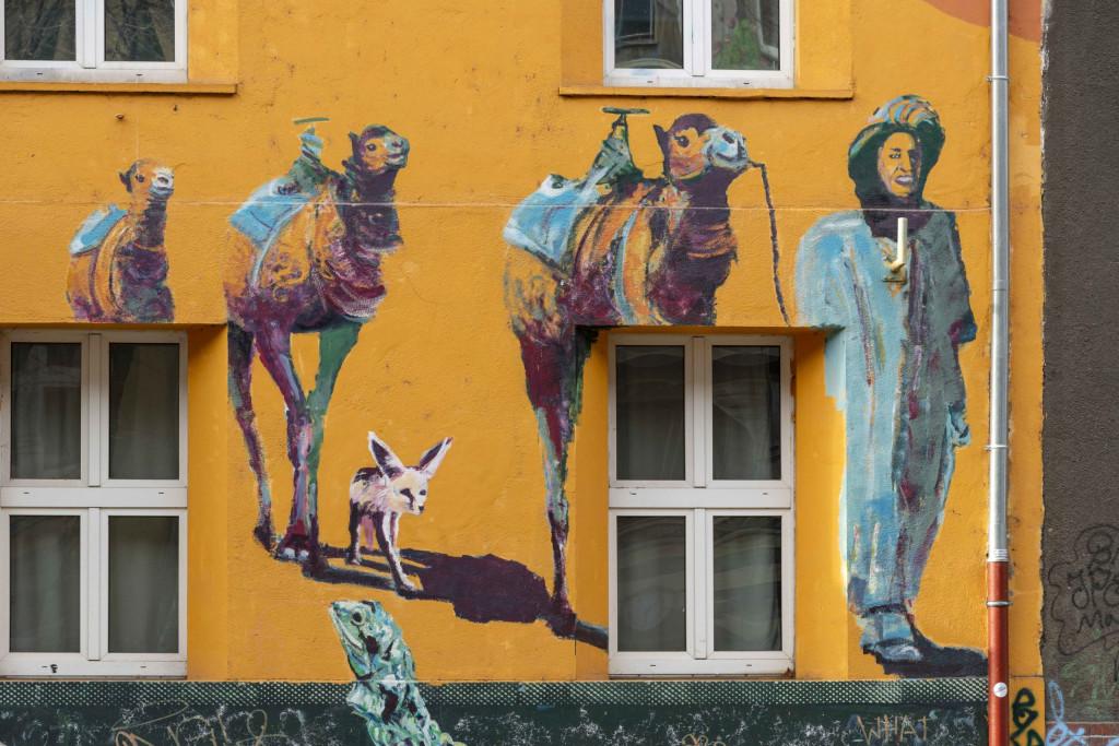 Graffiti Karawane