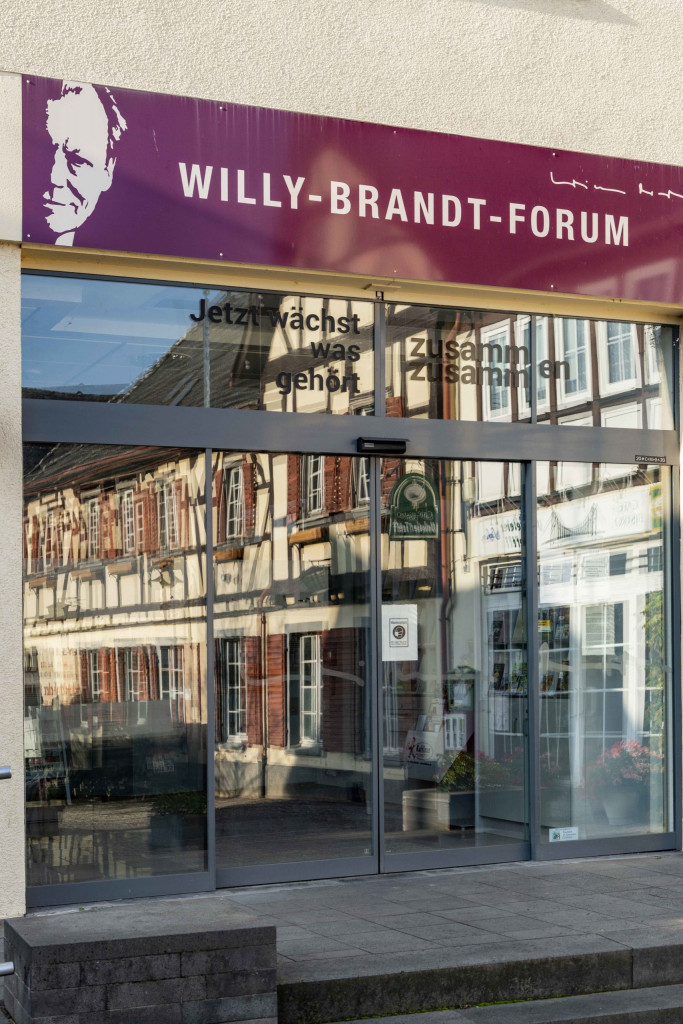 Willy-Brandt-Forum Unkel