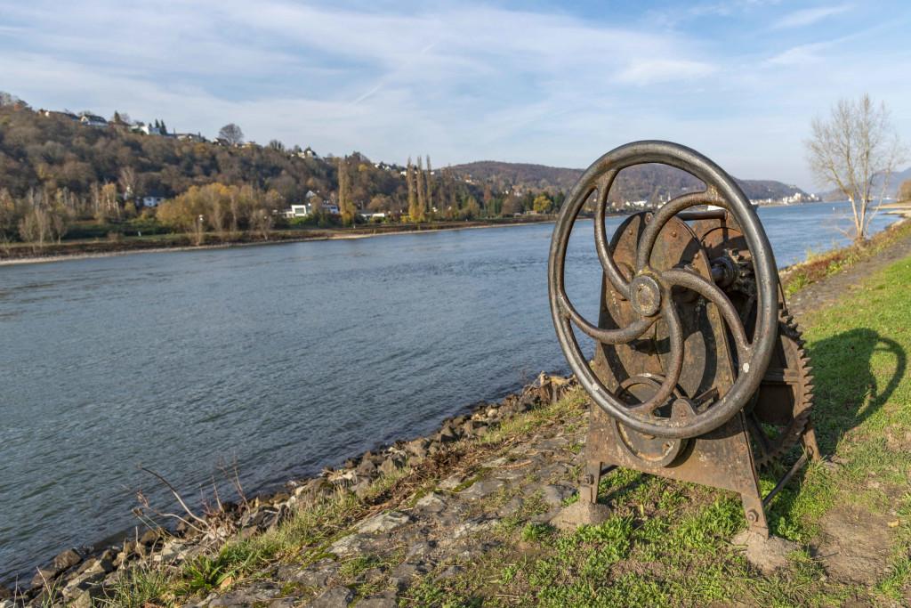 Rheinpromenade Unkel