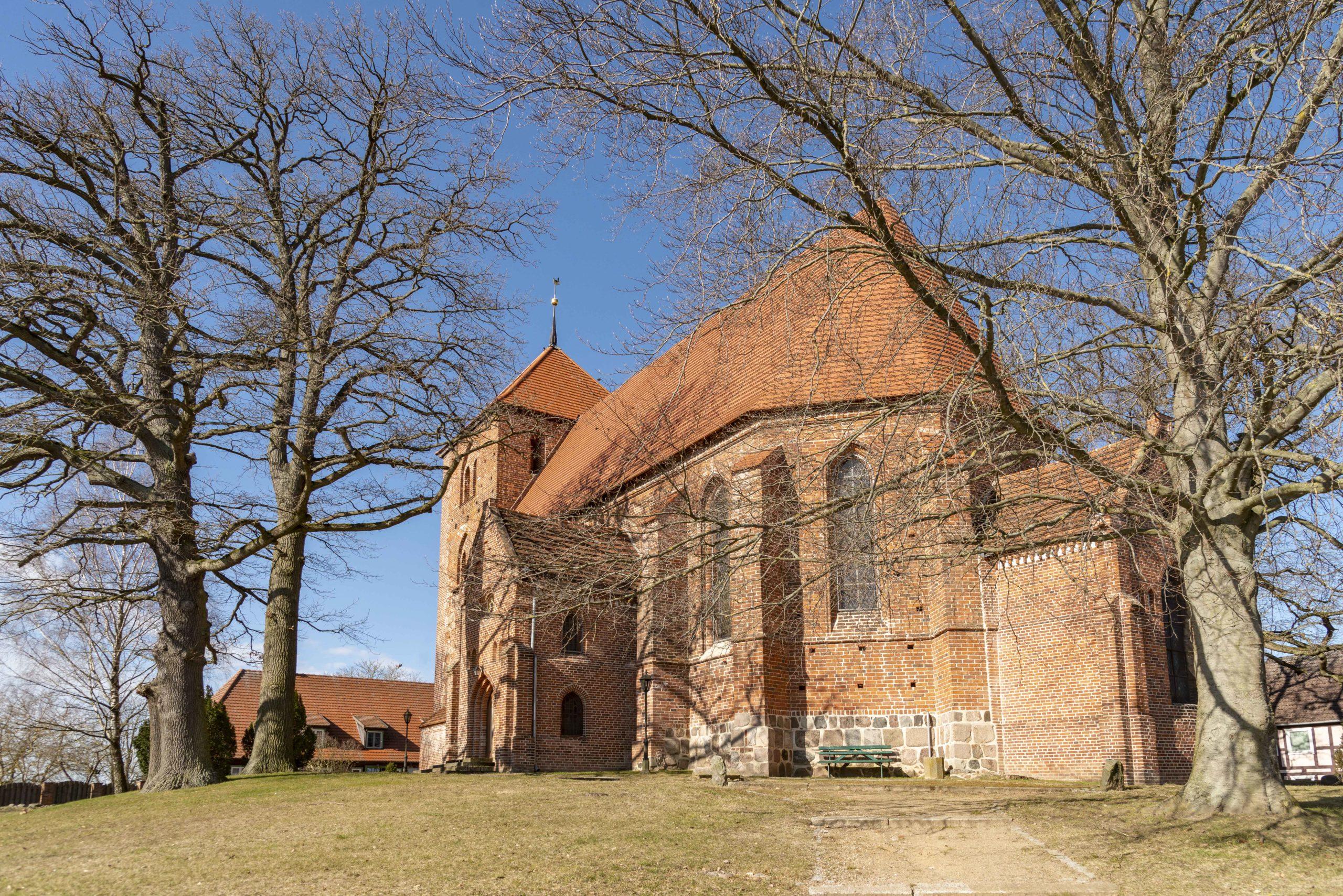 evangelische Kirche in Goldberg