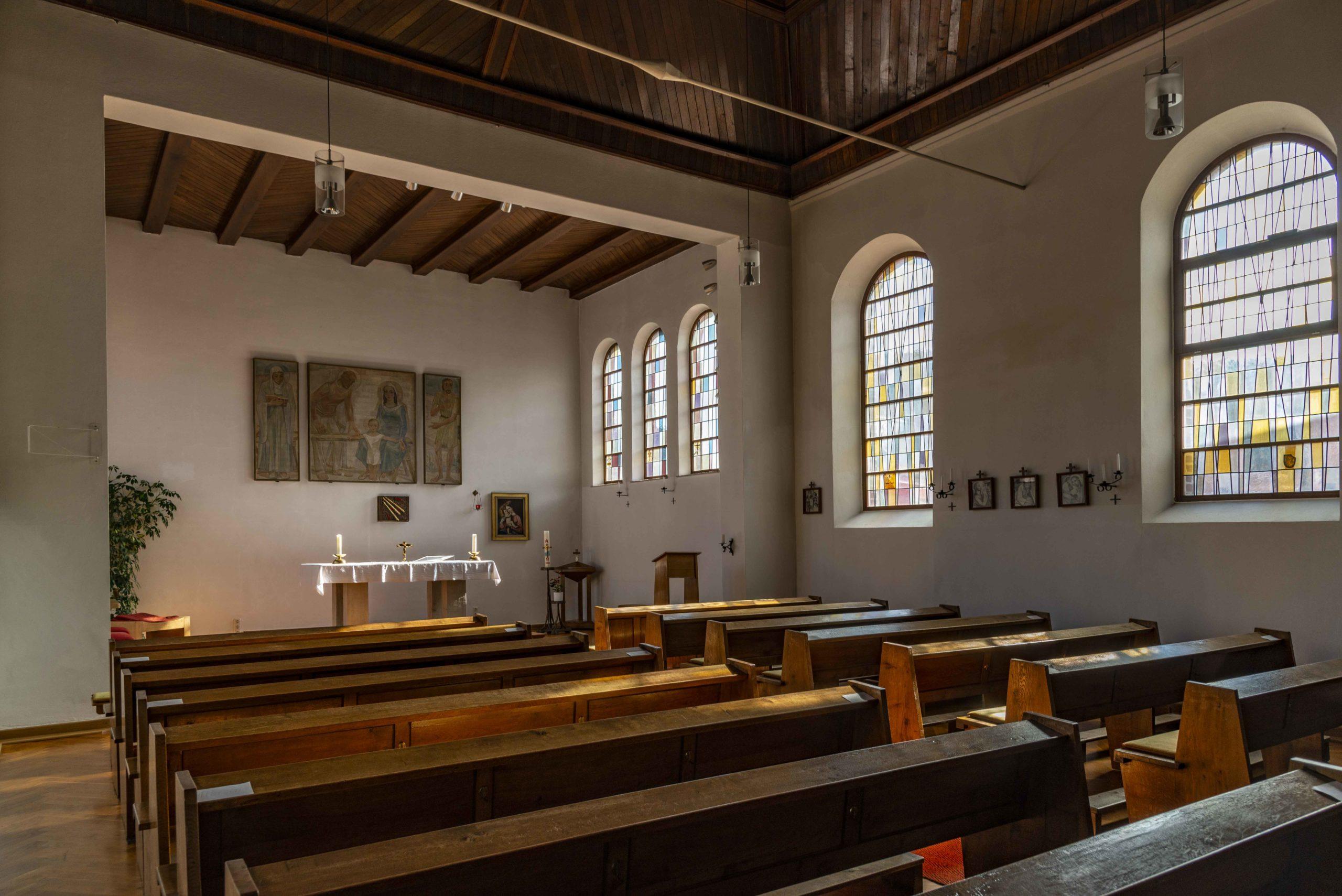 katholische Kirche in Goldberg