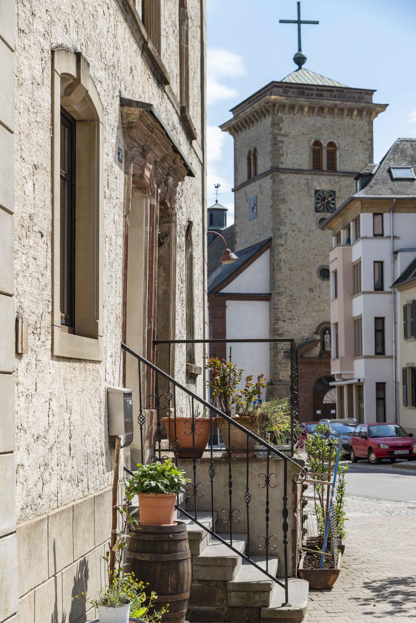 Ortszentrum Grevenmacher