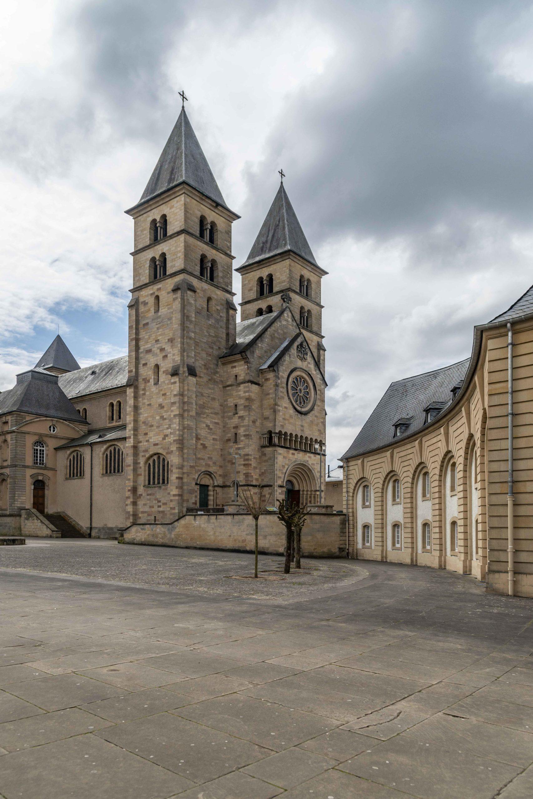 Echternach Basilika und Abtei