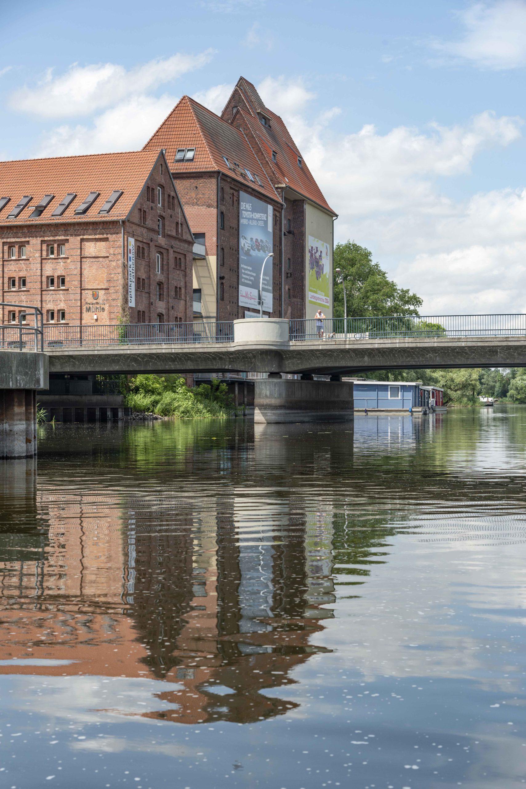 Mühle an der Havel