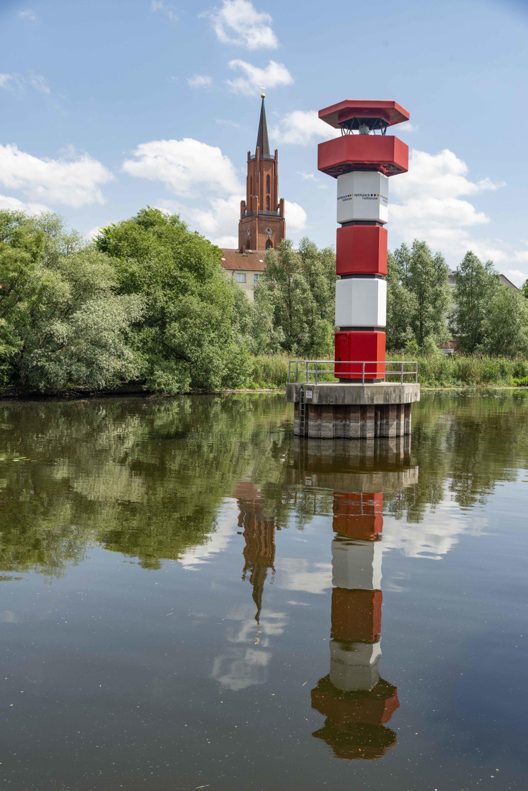 Kirchturm von Rathenow