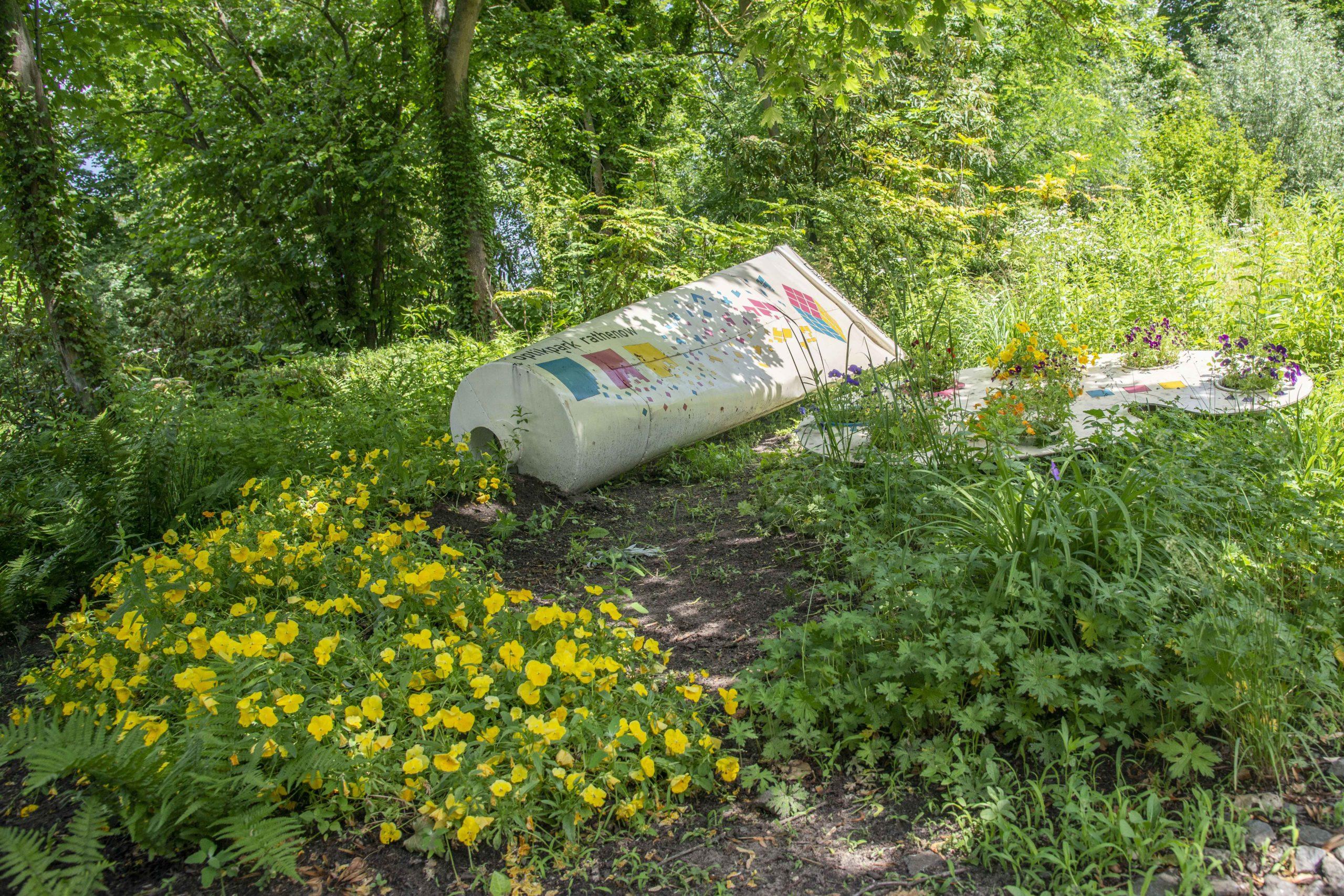 Kunst im Optikpark