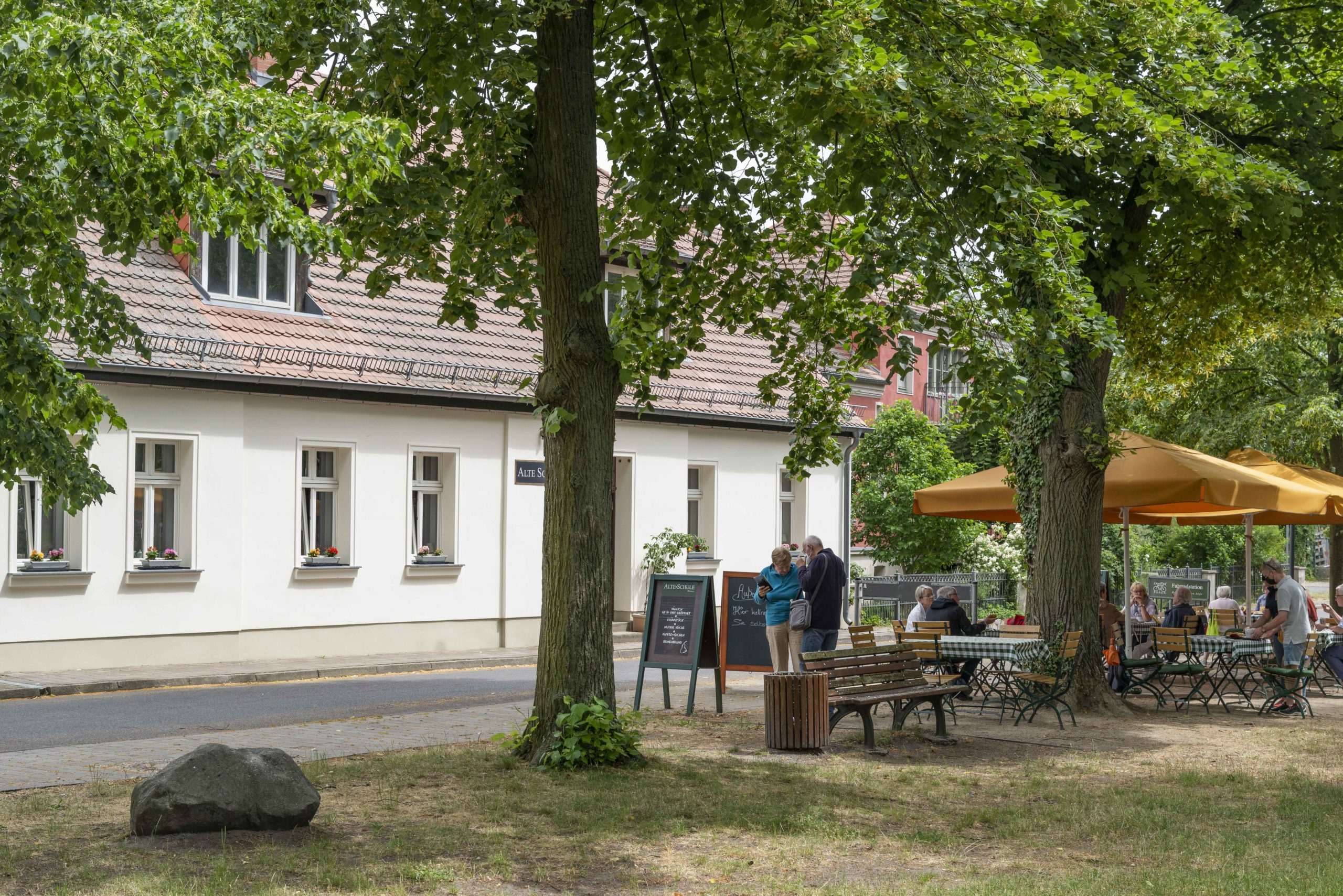 Alte Schule in Ribbeck