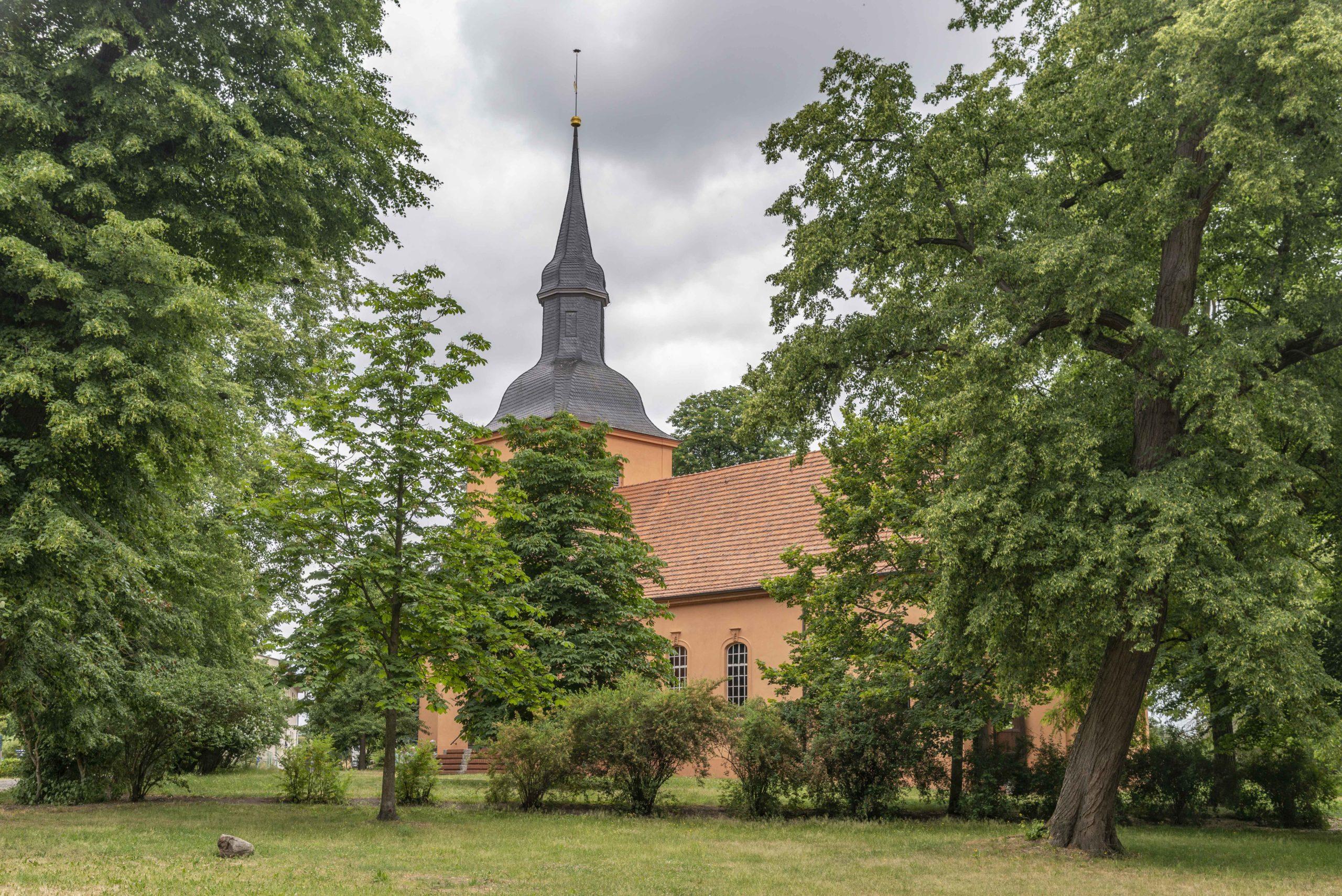 Dorfkirche von Ribbeck