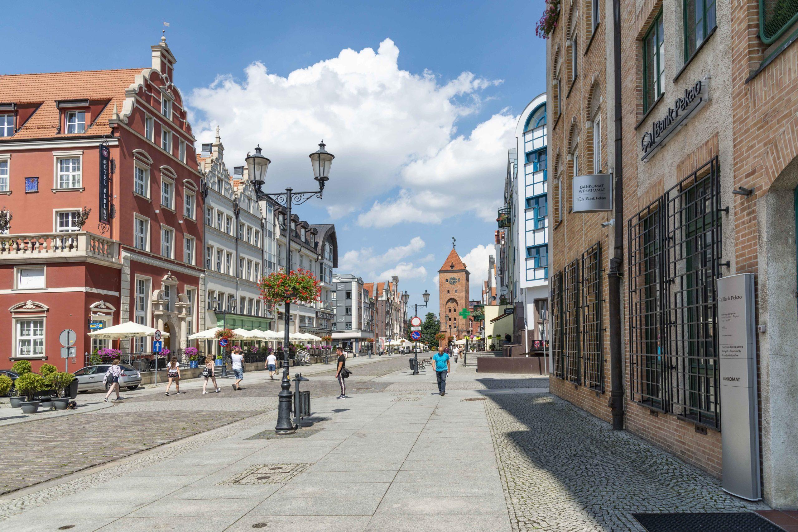 Altstadt von Elblag