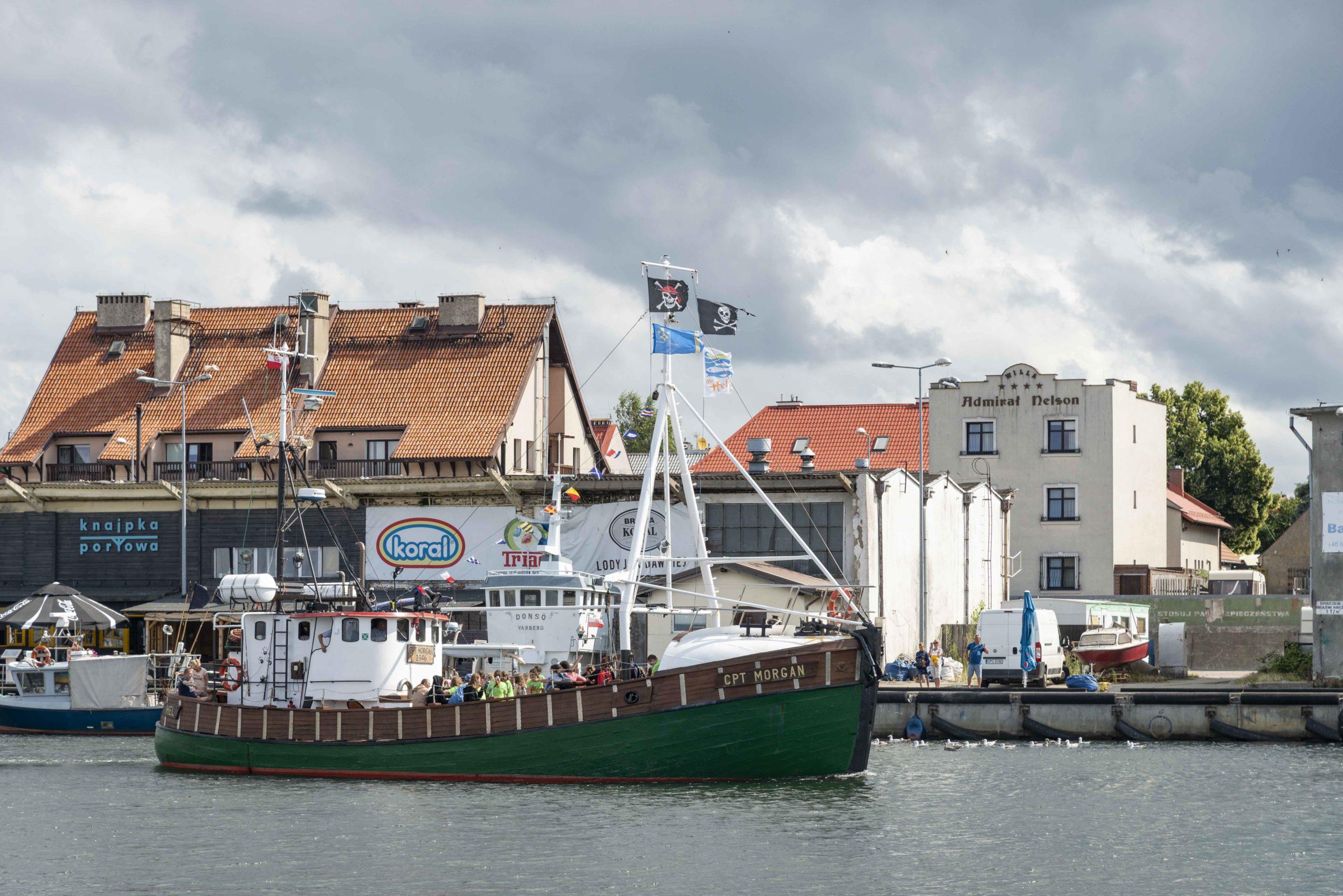 Hafen Halbinsel Hel
