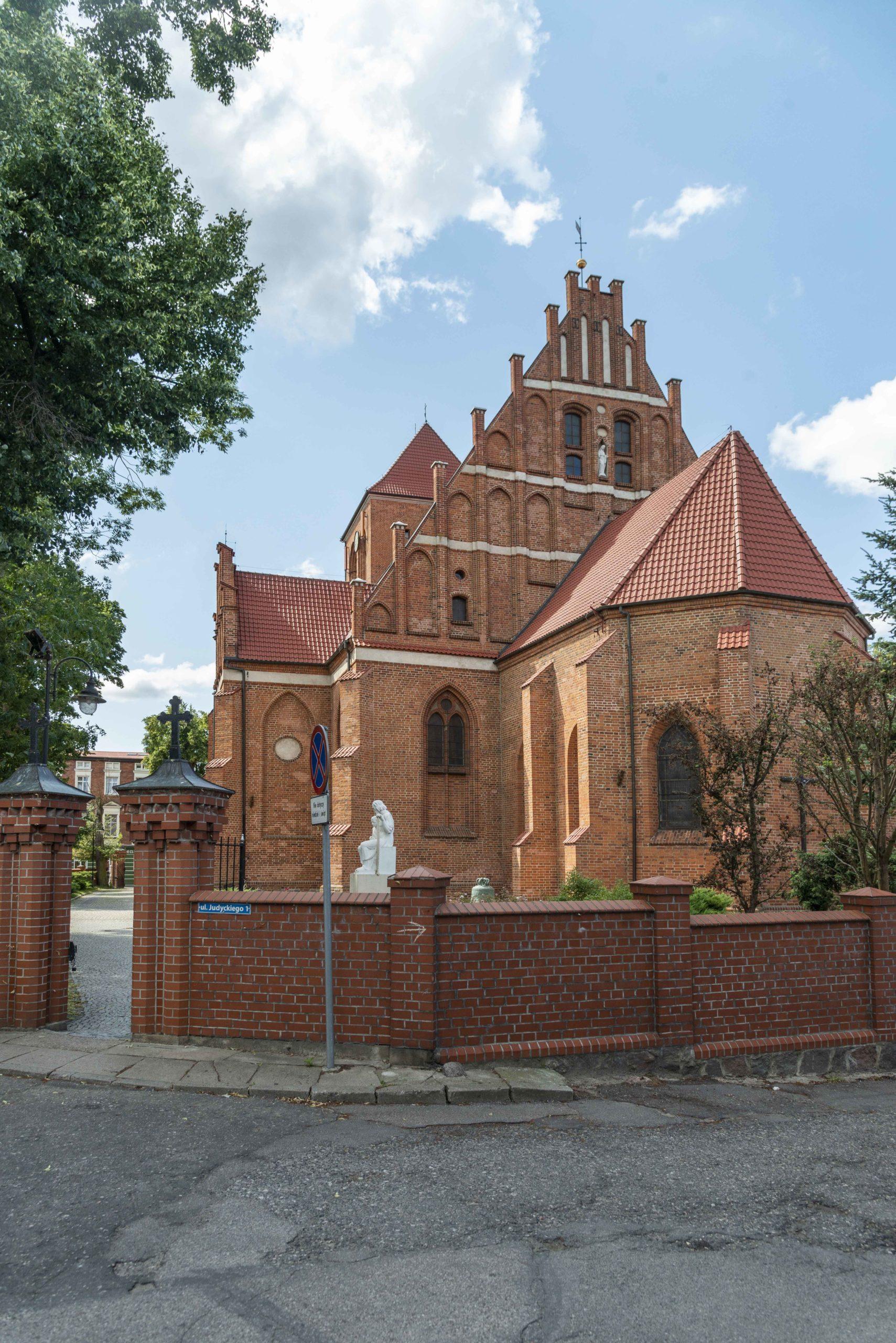 Kirche in Puck