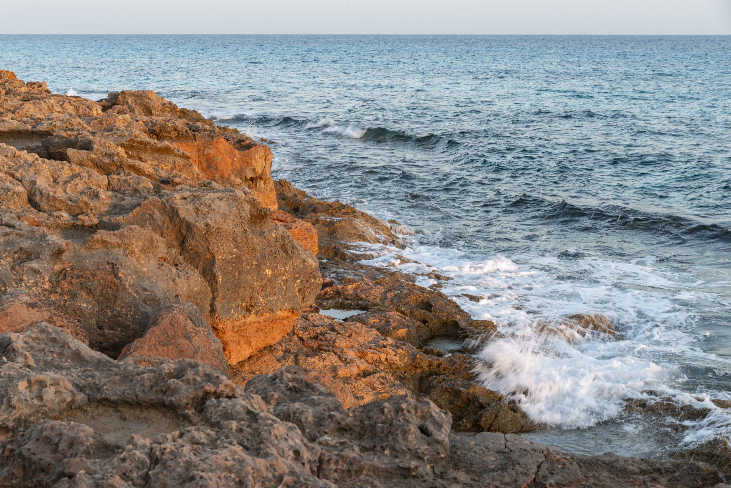 Abendstimmung am Cap de Ses Salines Mallorca