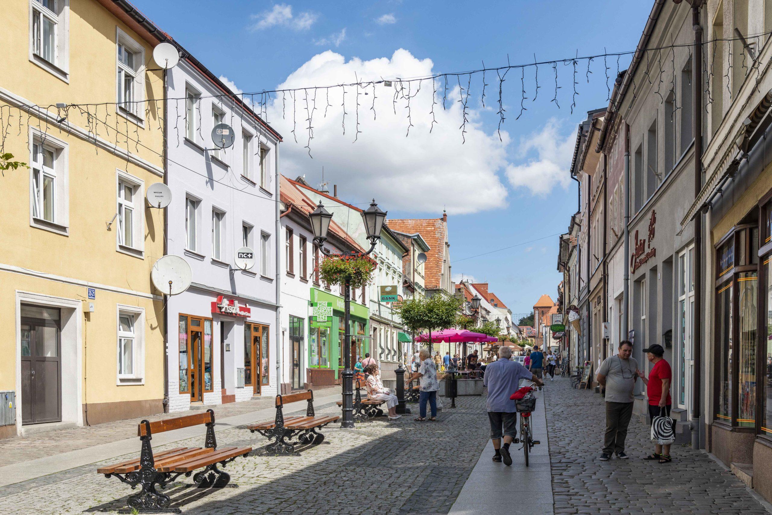 Altstadt von Darlowo