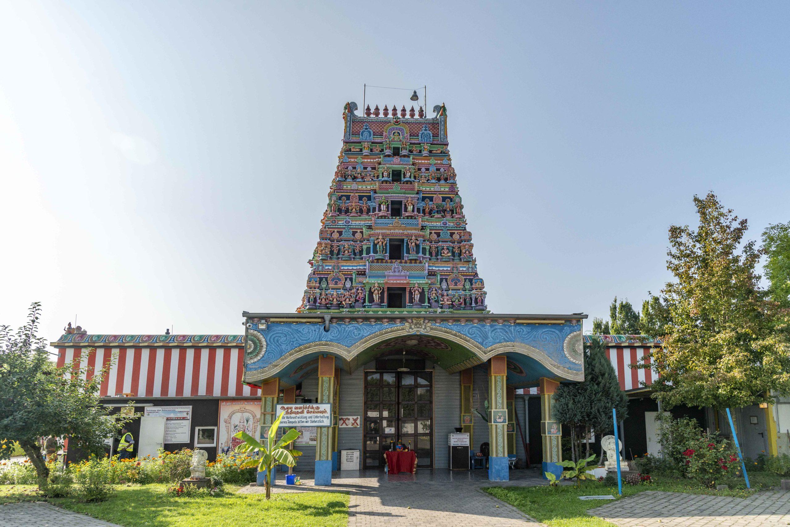 Hindutempel in Hamm
